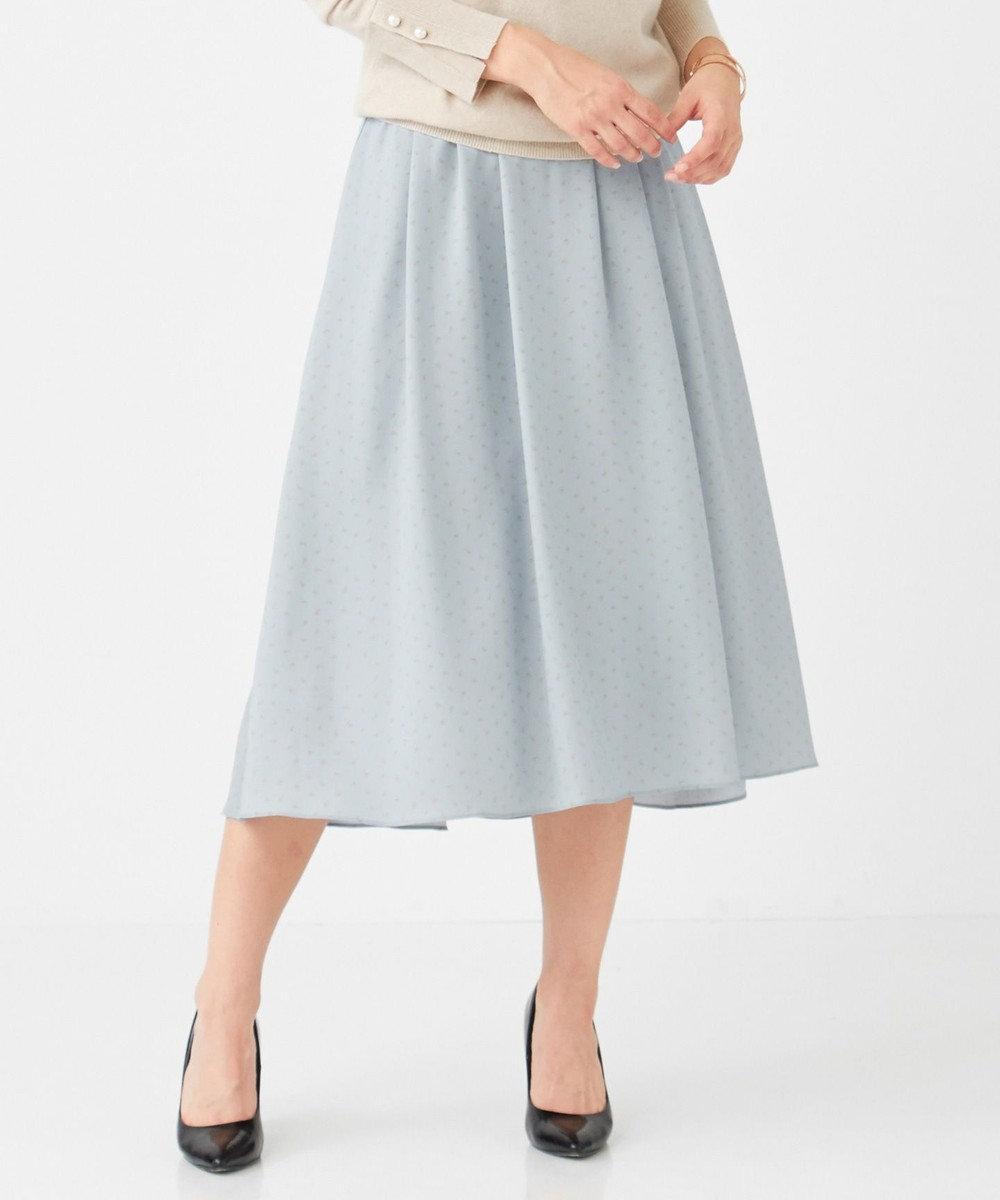 BEIGE, EMBU / スカート Sax