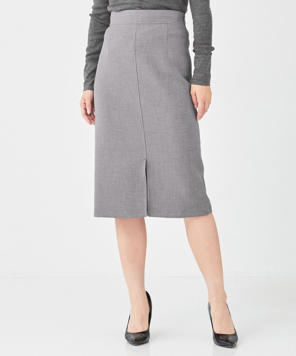 BEIGE, 【VERY2月号掲載】KATORO / スカート L.Grey×Fountain Blue