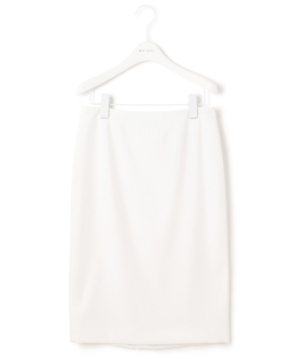 BEIGE, 【限定色あり】LUIZA / スカート White