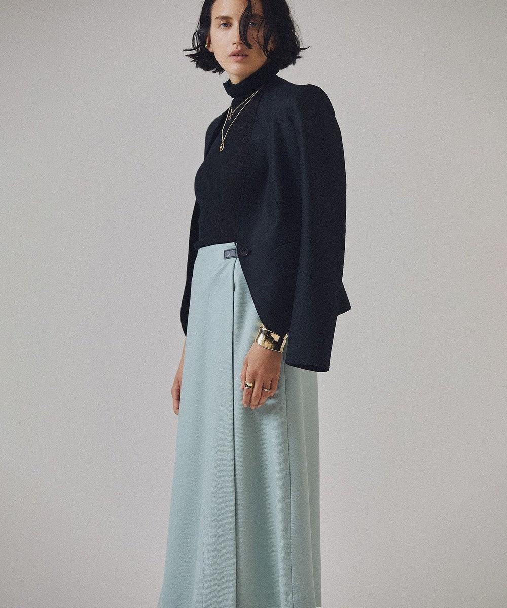 BEIGE, CHIRK / フレアスカート Celadon