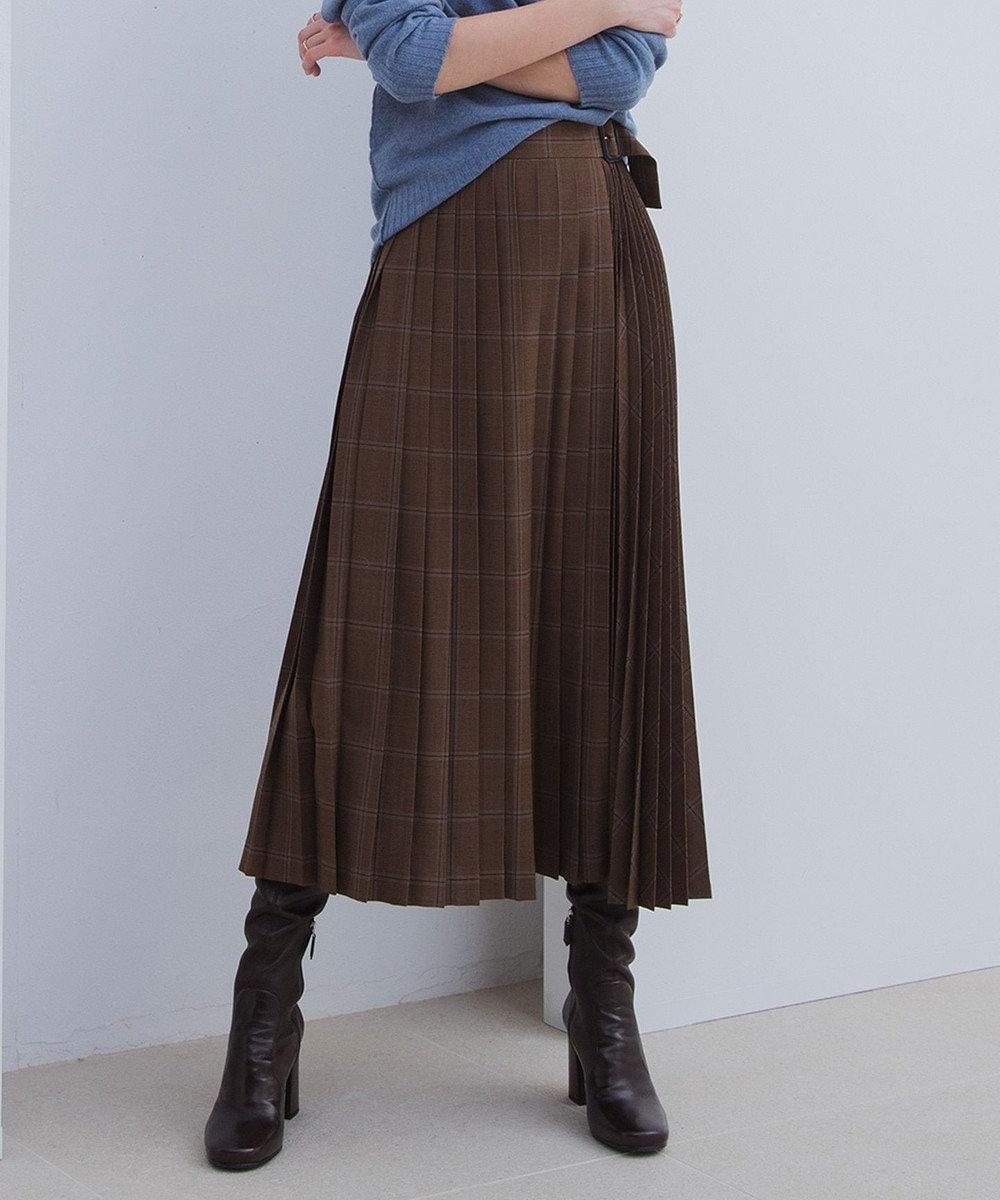 BEIGE, PELYNT / スカート Check