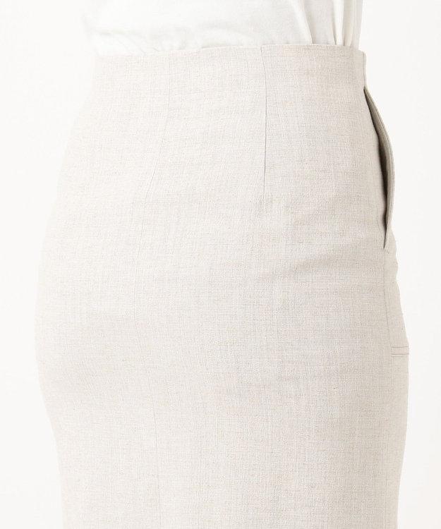 ICB 【セットアップ】Synthetic Linen スカート
