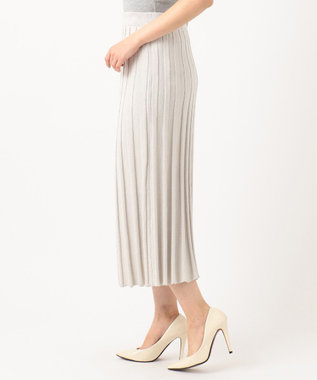 ICB 【大日方久美子さん着用】Paper Cotton スカート ベージュ系