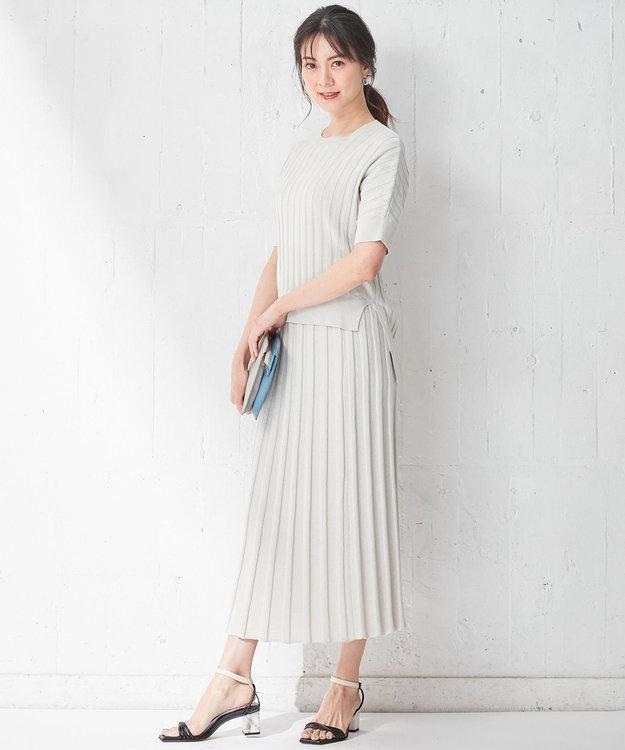 ICB 【大日方久美子さん着用】Paper Cotton スカート