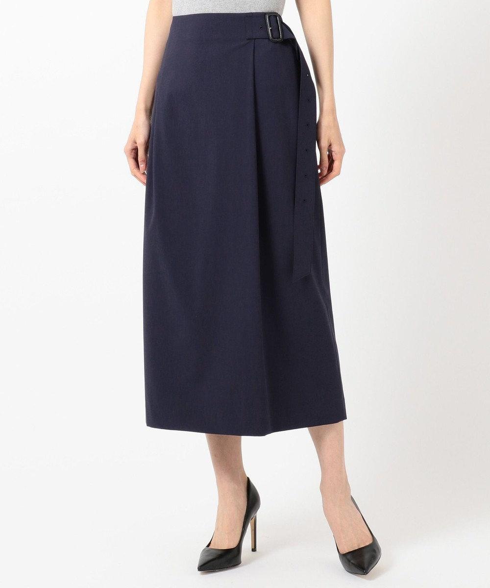ICB 【WEB&一部店舗限定】Comfy スカート ネイビー系