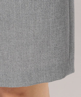 ICB 【セットアップ・洗える】Fied スカート グレー系9