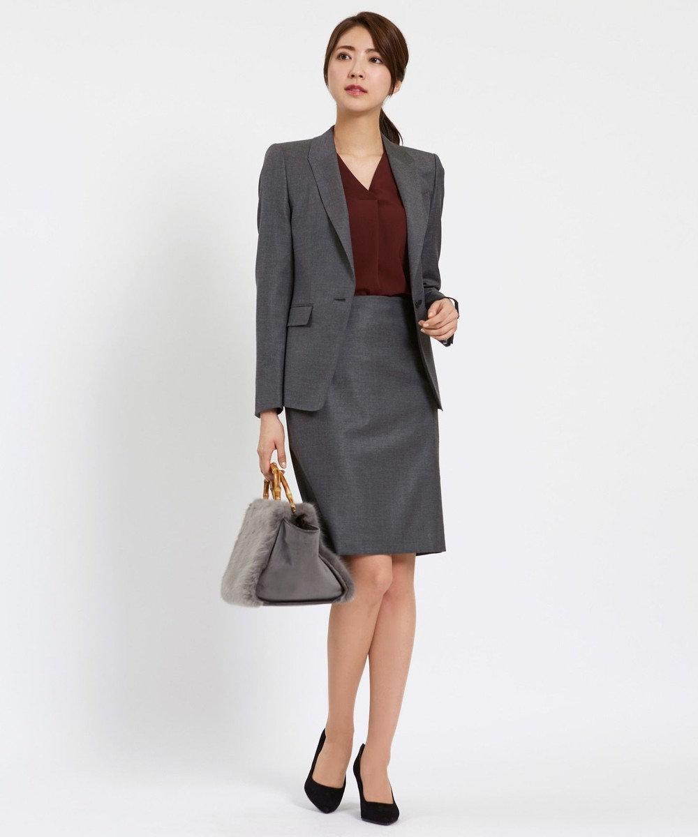 ICB 【セットアップ】Ease スカート グレー系