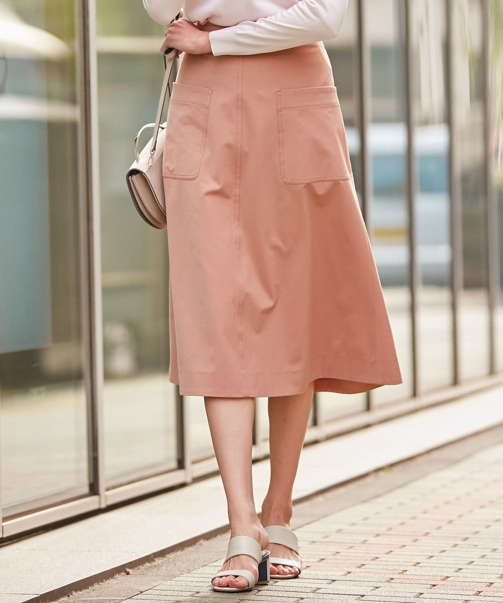 ICB 【セットアップ】Composite Ox スカート キャメル系