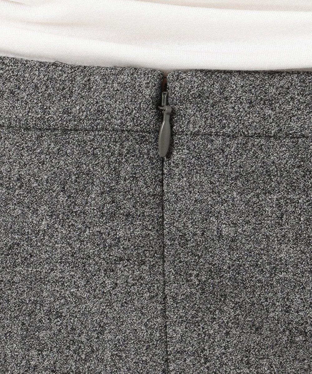 ICB 【セットアップ】Alti Tweed スカート グレー系