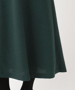 ICB 【セットアップ対応】Biella スカート ダークグリーン系