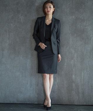 ICB 【セットアップ】【00~8サイズ有り】Bahariye タイトスカート ネイビー系1