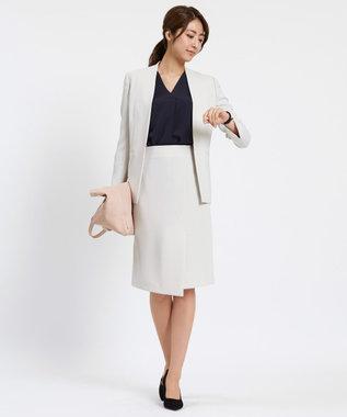 ICB 【セットアップ】【00~8サイズ有り】Double Fied スカート ベージュ系