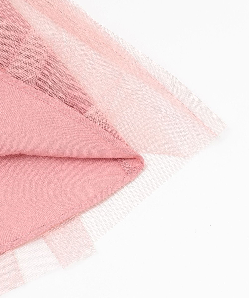 any FAM KIDS 【90-130cm】チュールスカート ピンク系