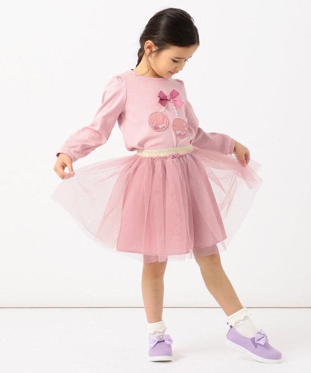 any FAM KIDS 【90-130cm】チュールスカート