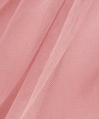 any FAM KIDS 【baby/70-80cm】チュールスカート ピンク系