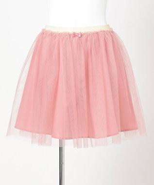any FAM KIDS 【140-150cm】チュールスカート ピンク系