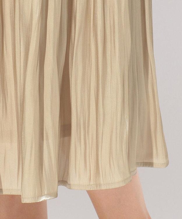 any FAM 【追加生産決定!】【親子でお揃い】オーロラサテンギャザー スカート
