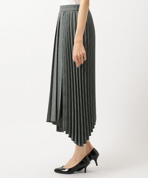 any FAM L ウーリッシュフラノチェックII スカート