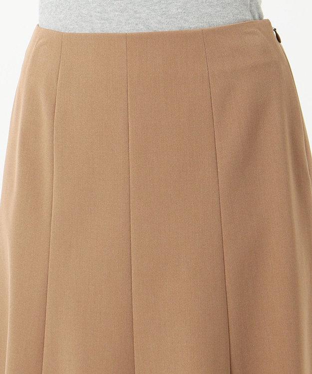 J.PRESS LADIES S 【スーツ対応】T/Rアルガンシルク スカート