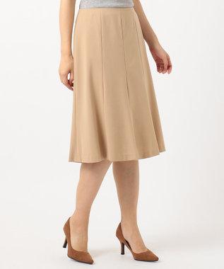 J.PRESS LADIES 【WEB限定色あり】洗えるTRコンフォート スカート [WEB限定]ベージュ系