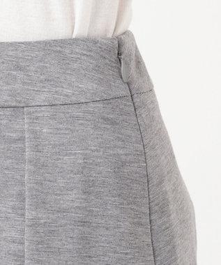 J.PRESS LADIES 【制菌加工・UVカット】アルファクロスジャージー スカート グレー系