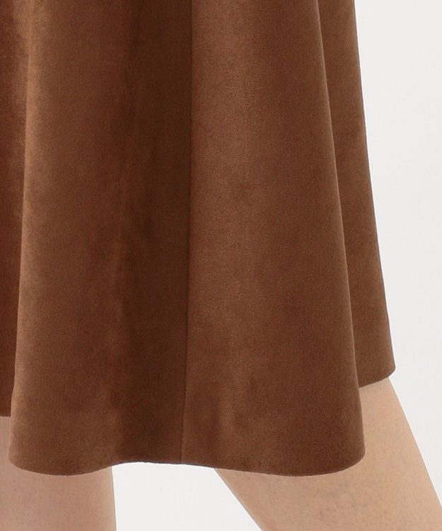 J.PRESS LADIES Peスエード スカート