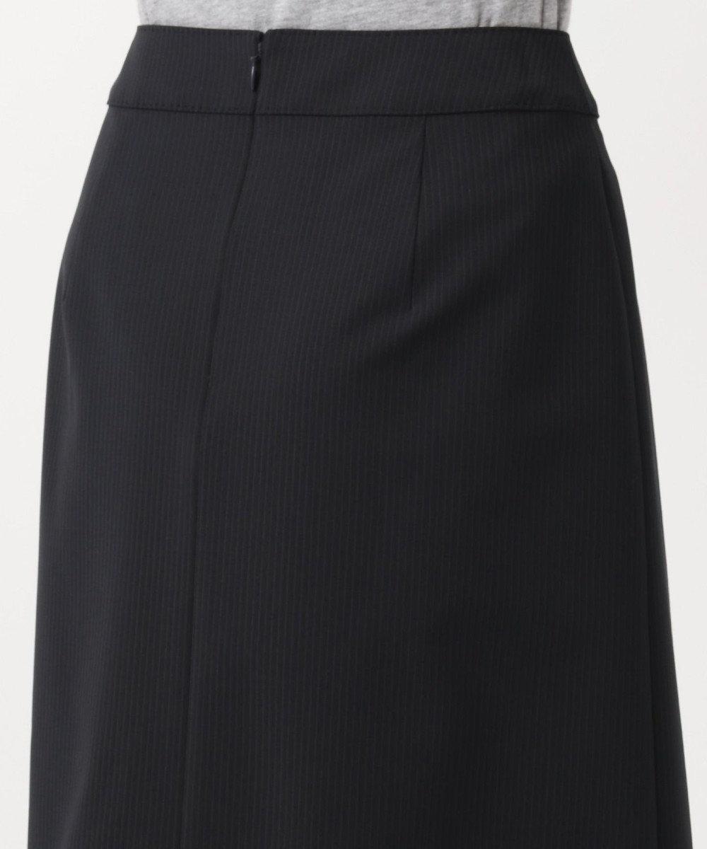 J.PRESS LADIES 【スーツ対応】BAHARIYE スカート ネイビー系1