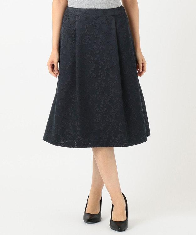 J.PRESS LADIES L 【セットアップ対応】TRオパール スカート