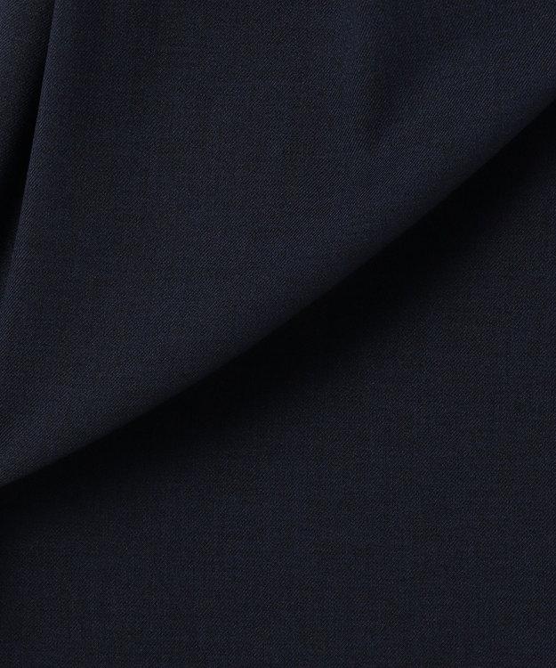J.PRESS LADIES S 【洗える】ナチュラルドライツイル フレアスカート