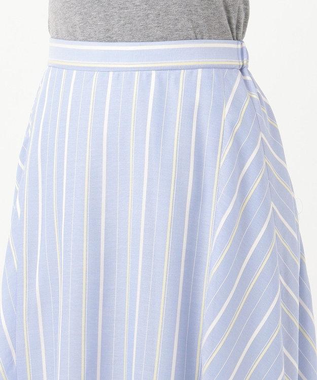 J.PRESS LADIES 【WEB限定色あり】プロビスストライプ スカート