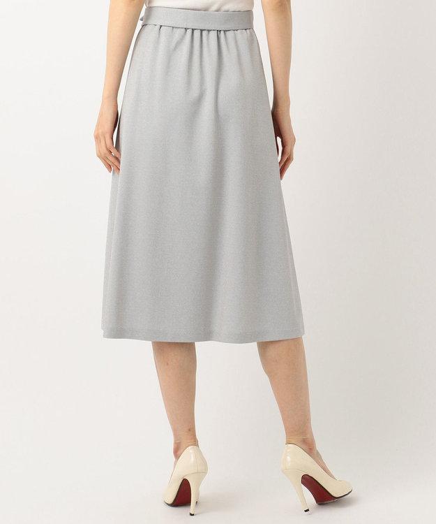 J.PRESS LADIES S 【吸水速乾】EVALETジャージー スカート