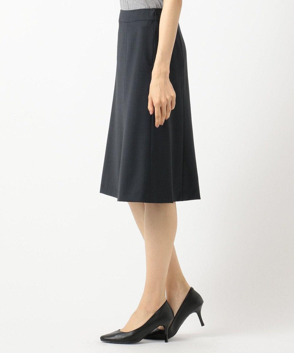 J.PRESS LADIES S 【スーツ対応】BAHARIYEネイビー スカート ネイビー系
