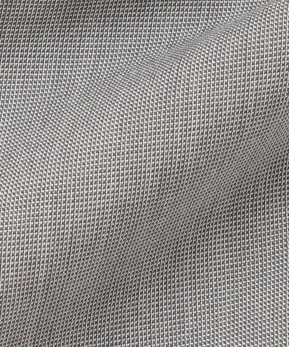 J.PRESS LADIES S 【スーツ対応】シルクレーヨンスーティング スカート グレー系