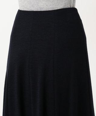 J.PRESS LADIES S ハイパワーポンチ スカート ネイビー系