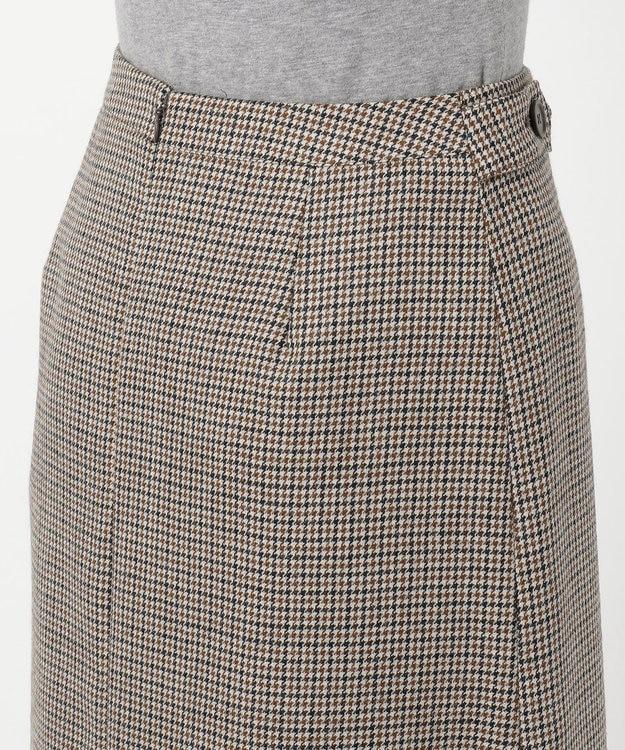 J.PRESS LADIES S サキソニーチェック スカート