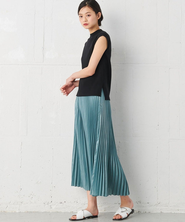 JOSEPH 【JOSEPH STUDIO・WEB限定カラーあり・洗える】メリベル プリーツスカート
