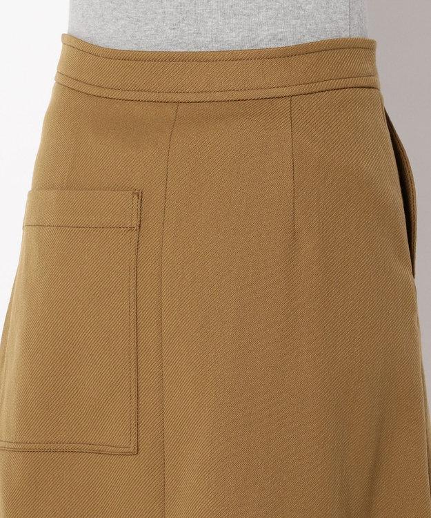 JOSEPH RUGGED TWILL SKIRT スカート