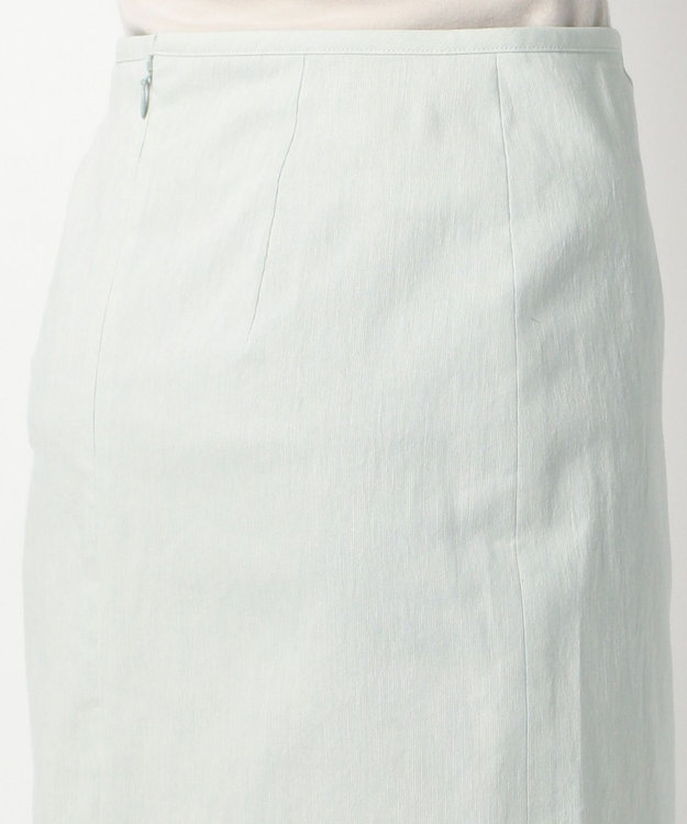 JOSEPH 【FIGARO5月号掲載】FINE / コットンシルクストライプ スカート