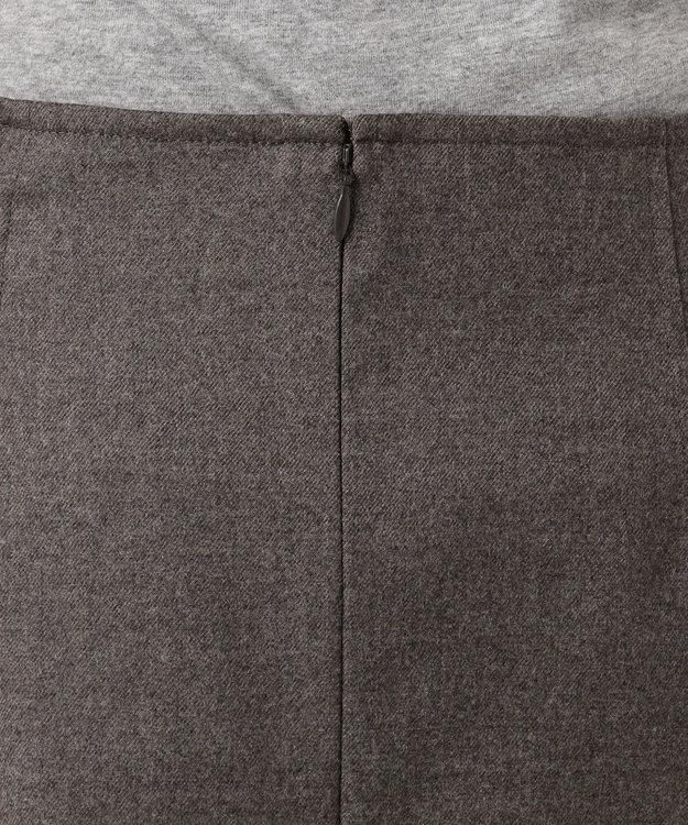 JOSEPH PONLEY / フランネルストレッチ スカート