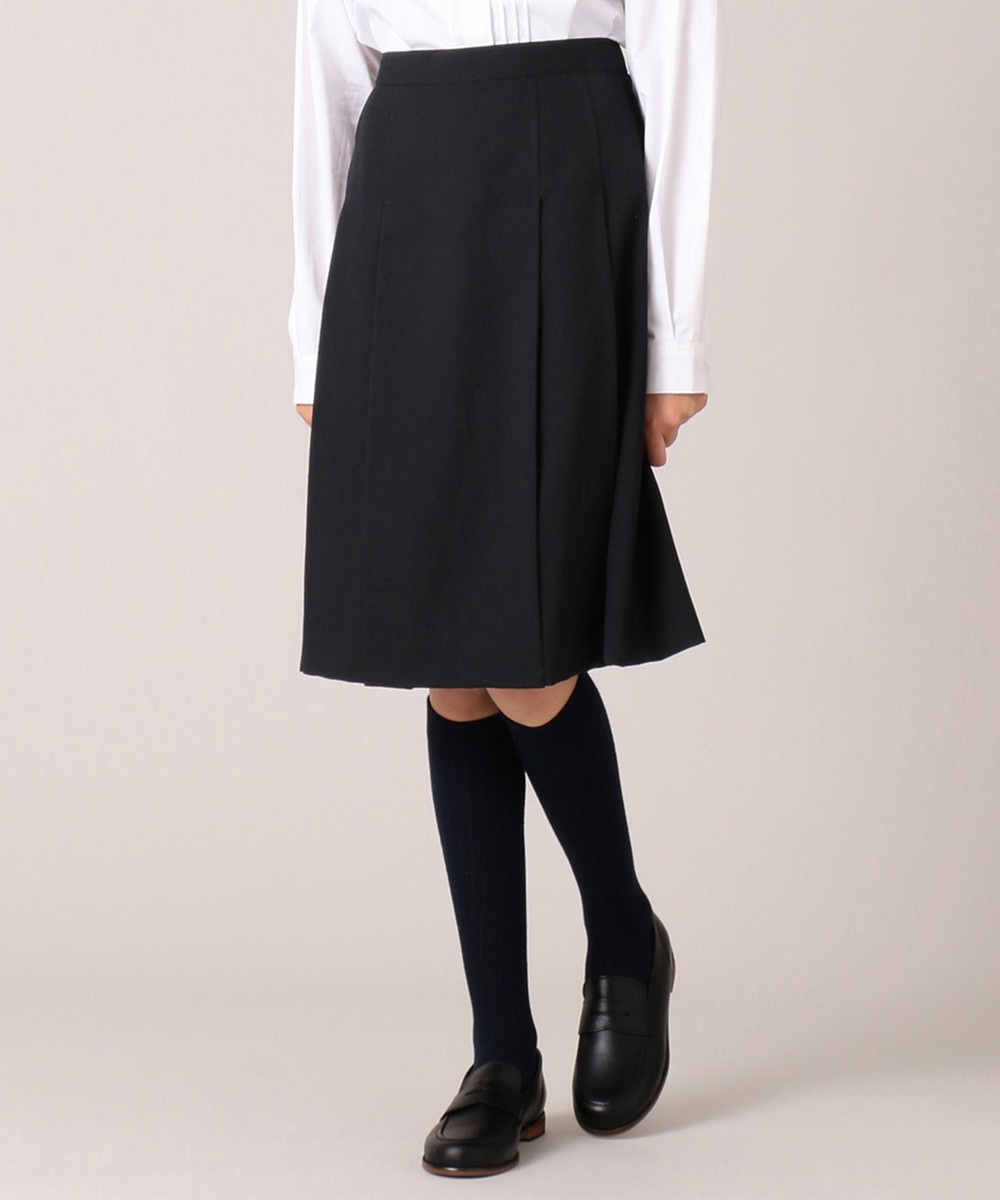 【140-170cm】2/60フレアーギャバ  スカート