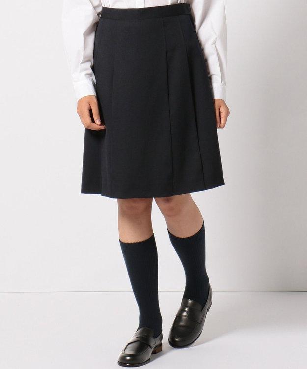 組曲 KIDS 【PURETE】フレアーギャバスカート