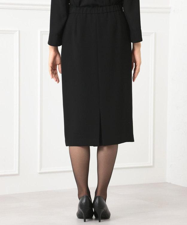 自由区 FORMAL 【楽々な着心地】NOIE15平二重 スカート