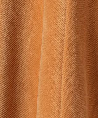 組曲 KIDS 【TODDLER】ストレッチコーデュロイ スカート ライトオレンジ系