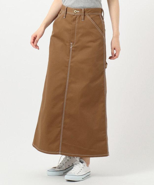 SHARE PARK LADIES 〈UNIVERSAL OVERALL〉ペインタースカート