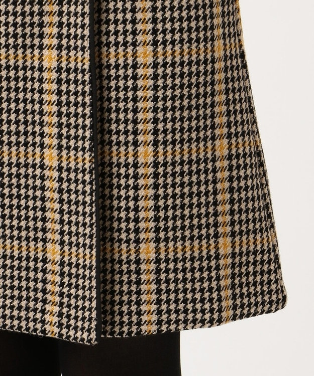 Feroux Fluffyチェック スカート