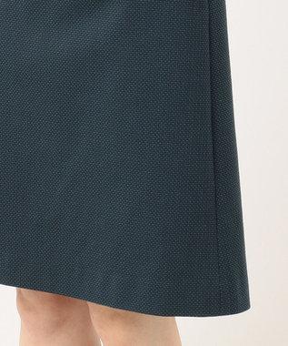 Paul Smith 【セットアップ対応】コットンウールドビー テーラリング スカート ネイビー系