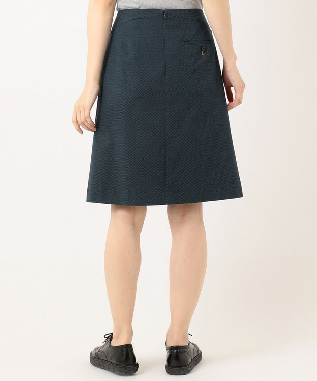 Paul Smith 【セットアップ対応】コットンウールドビー テーラリング スカート
