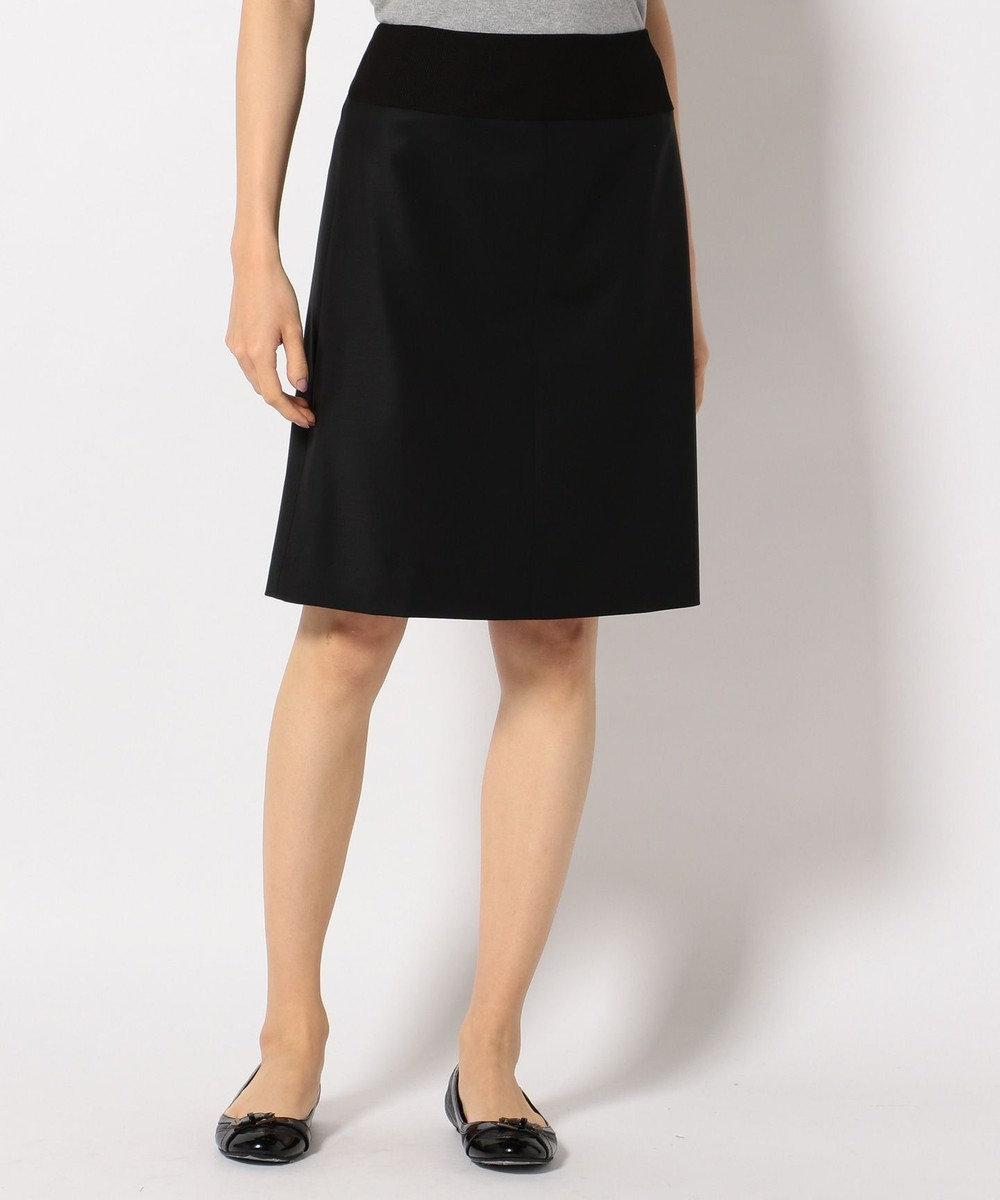 Paul Smith 【セットアップ対応】ソリッドブラック スカート ブラック系