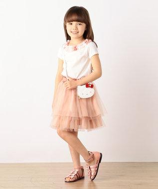 TOCCA BAMBINI 【SCHOOL】チュチュ スカート ローズ系