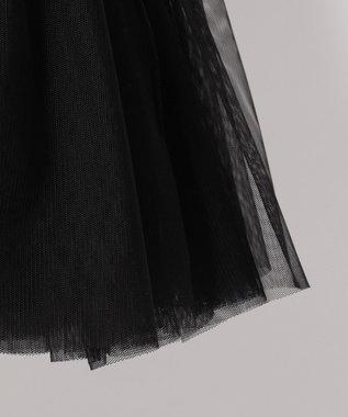 TOCCA BAMBINI 【SCHOOL】パニエ スカート ブラック系